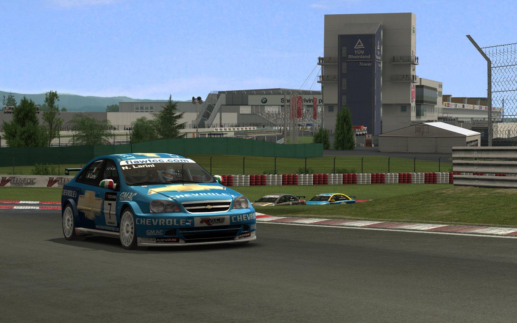 GTR Evolution 7