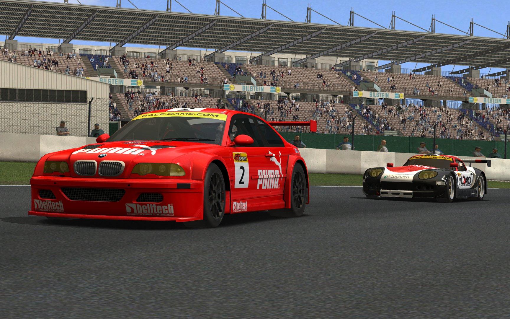 GTR Evolution 8