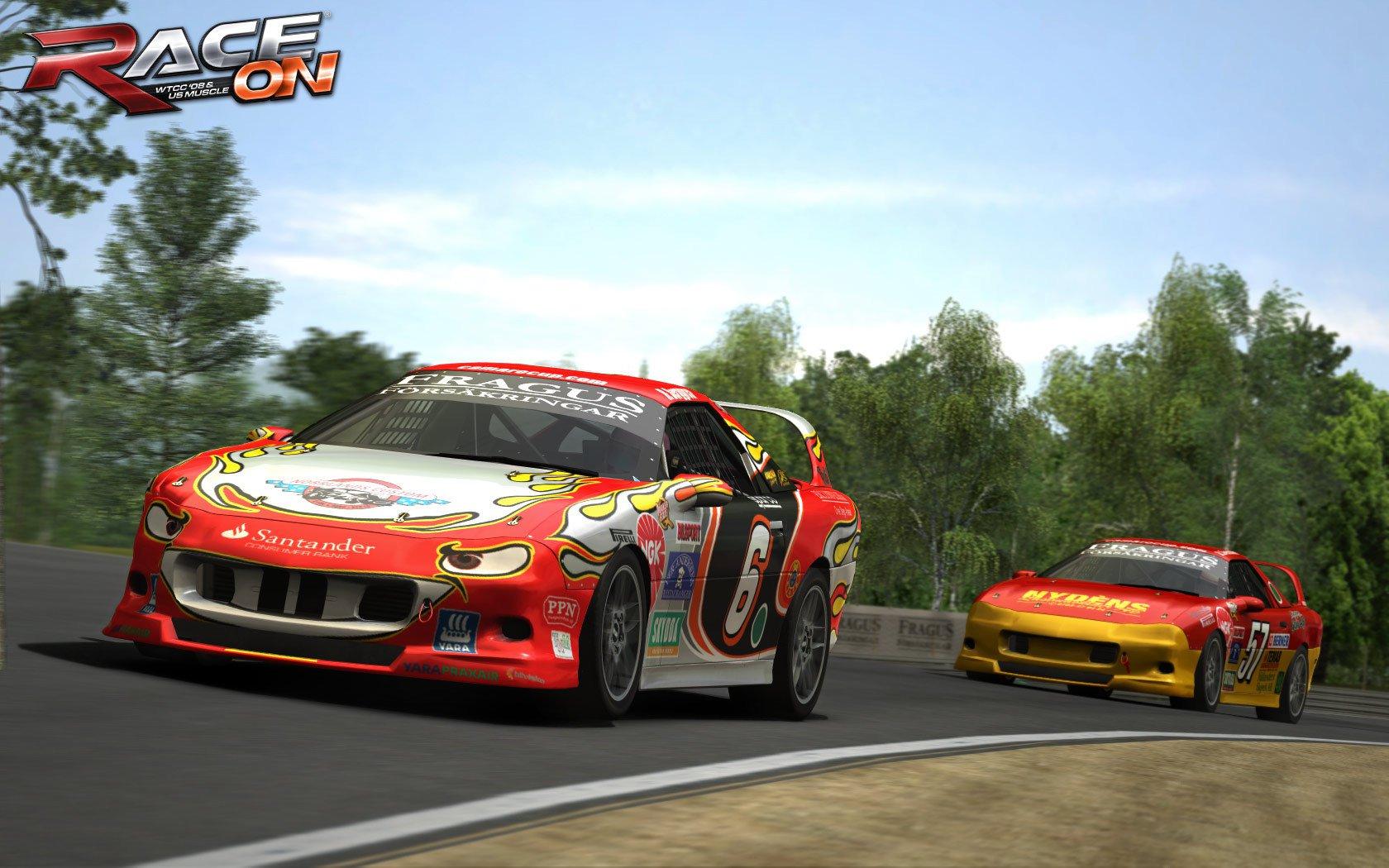RACE On 21