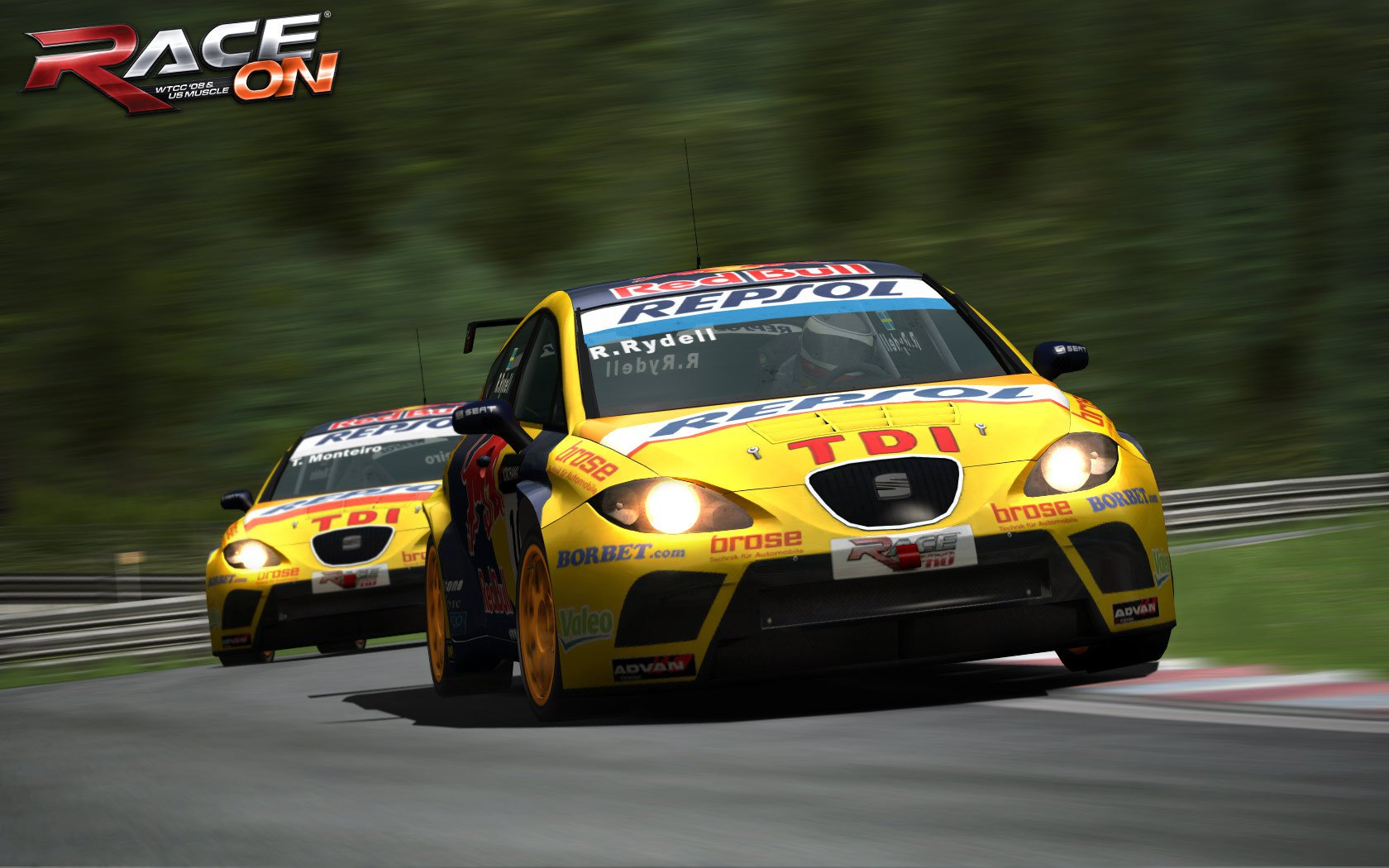 RACE On 22