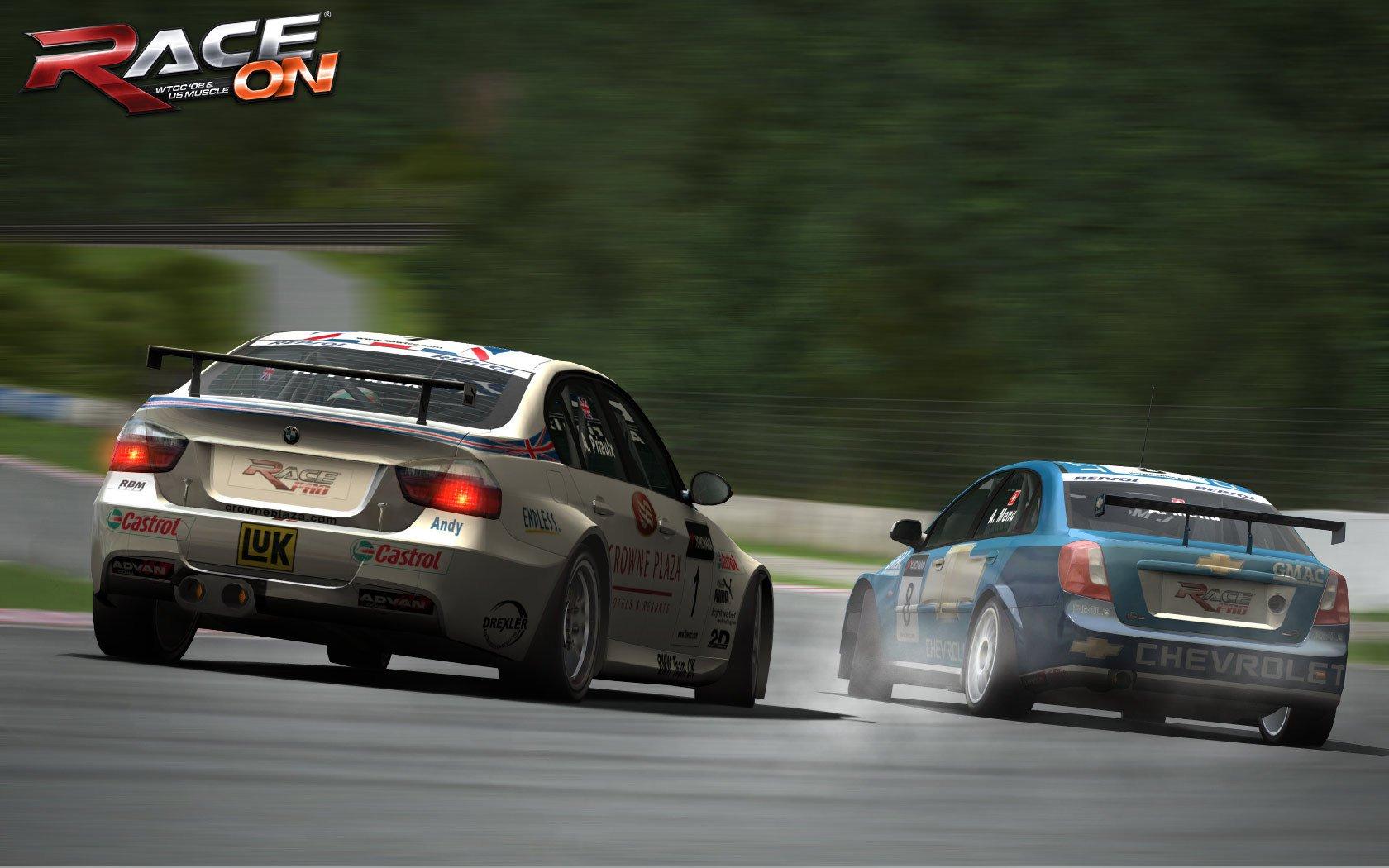 RACE On 23