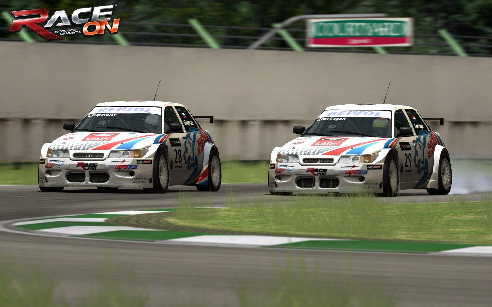 RACE On 25