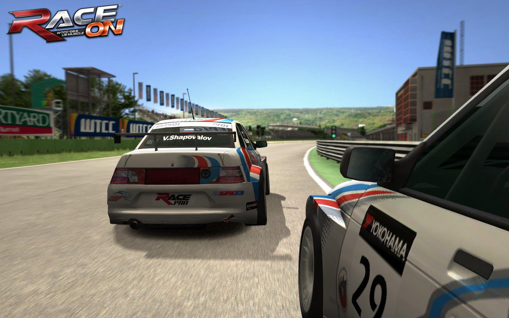 RACE On 27