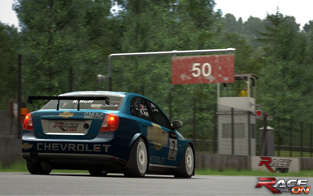 RACE On 32