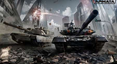 Armored Warfare Chieftain Mk. 6 Tank + 30 day Premium + 2500 Gold 5
