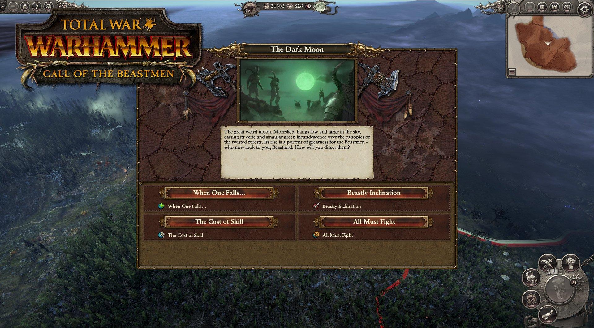 Total War WARHAMMER Call of the Beastmen DLC 7