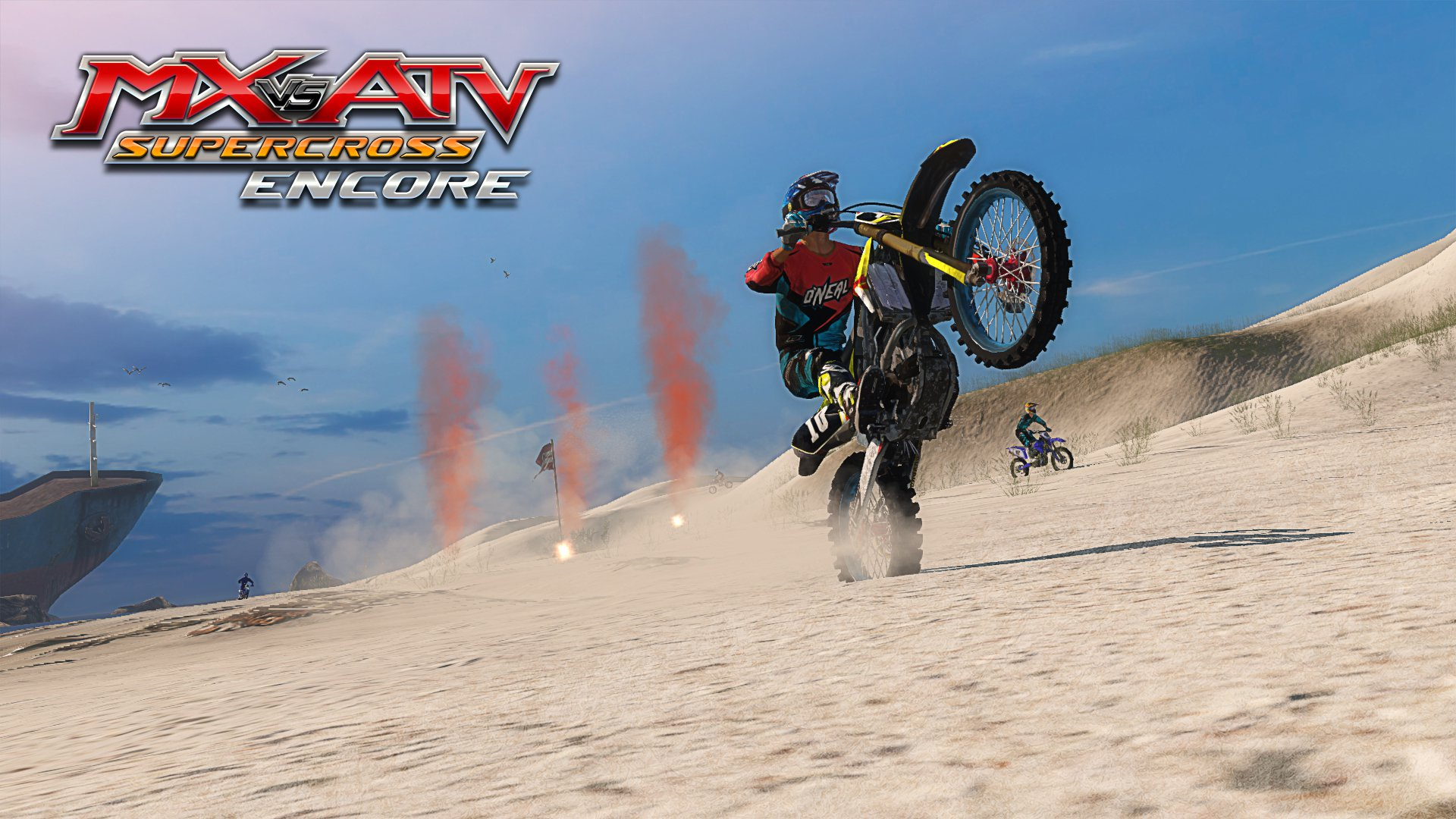 MX vs. ATV Supercross Encore 7