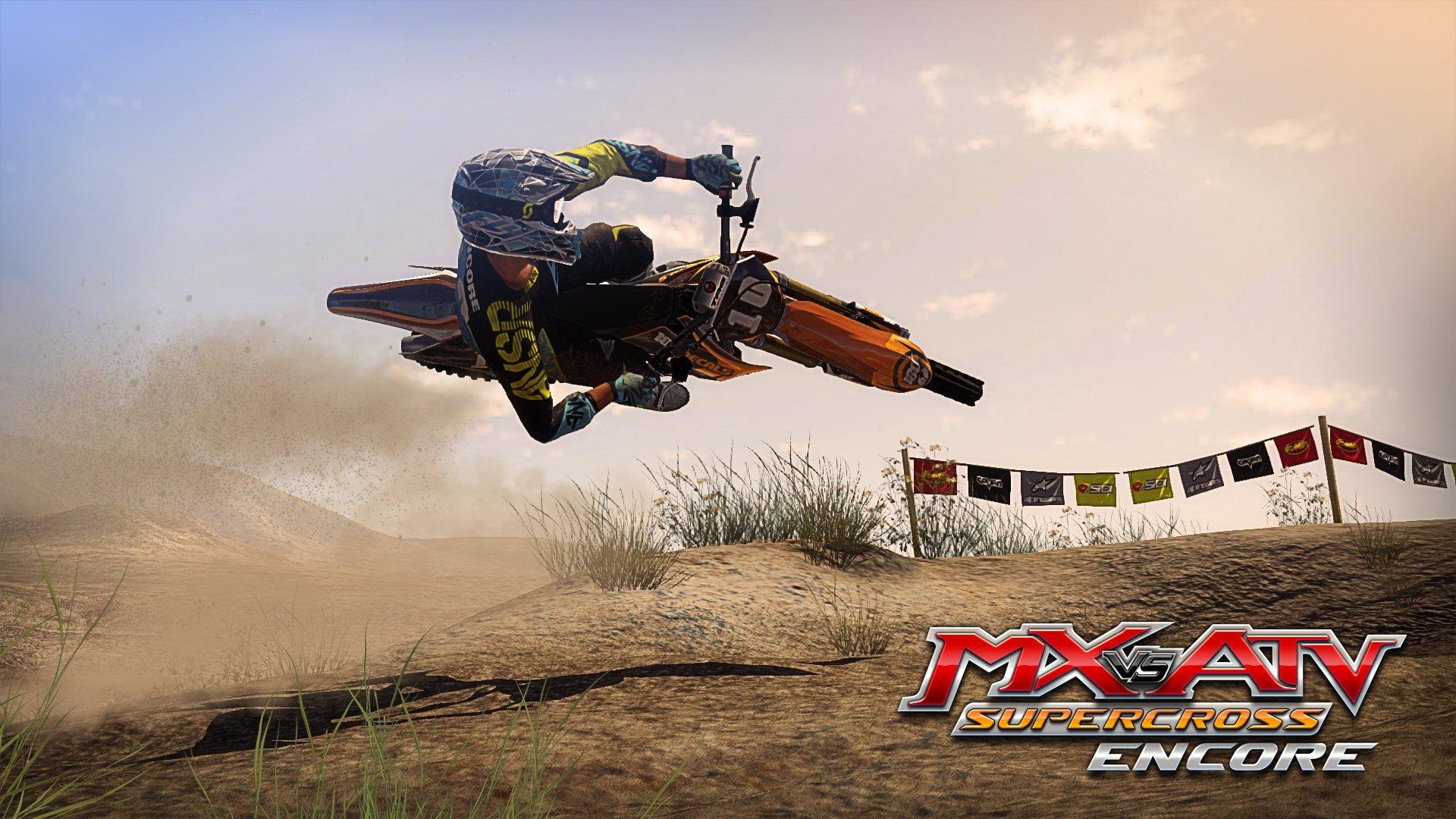MX vs. ATV Supercross Encore 8