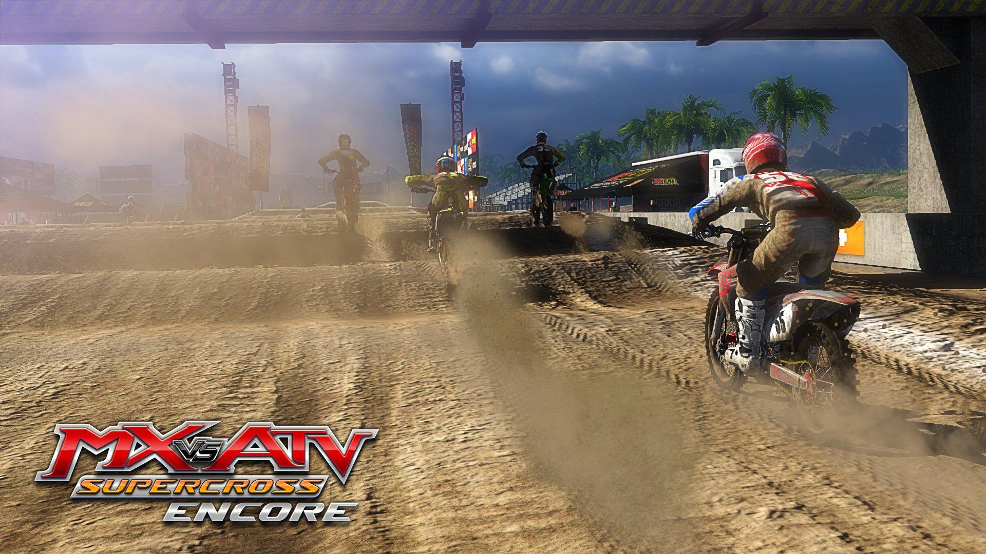 MX vs. ATV Supercross Encore 9