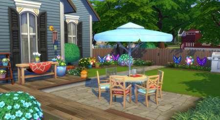 The Sims 4 Zahrada za domem 2