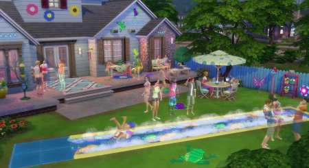 The Sims 4 Zahrada za domem 3