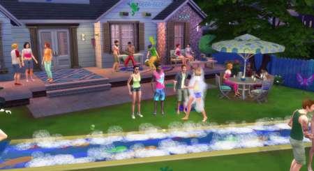 The Sims 4 Zahrada za domem 4