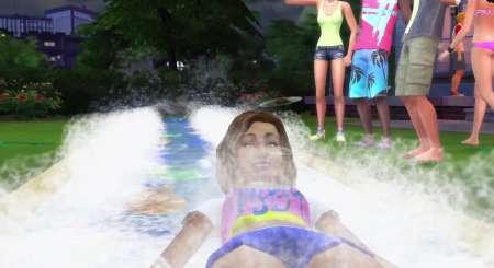 The Sims 4 Zahrada za domem 5