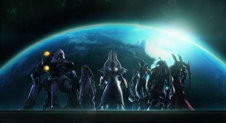 StarCraft 2 Nova Covert Ops bundle + Commander Abathur 3