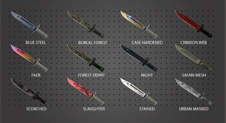 Counter Strike Global Offensive Náhodný skin * 3