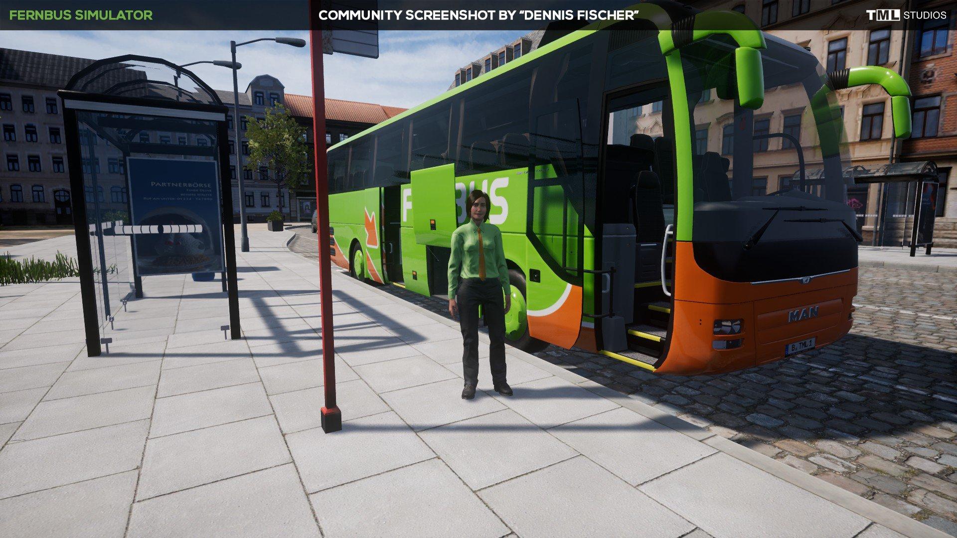 Fernbus Simulator 14