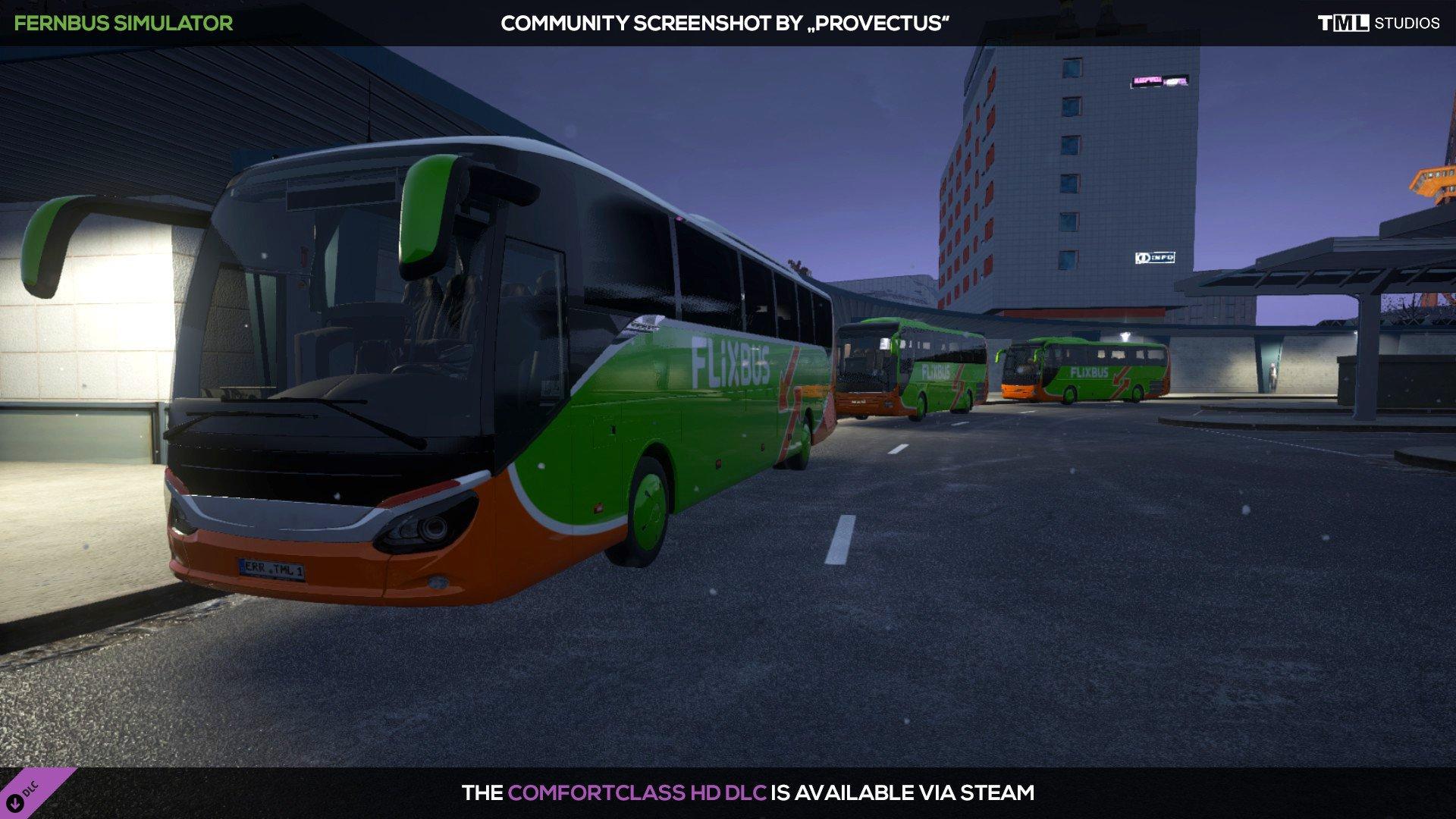 Fernbus Simulator 20