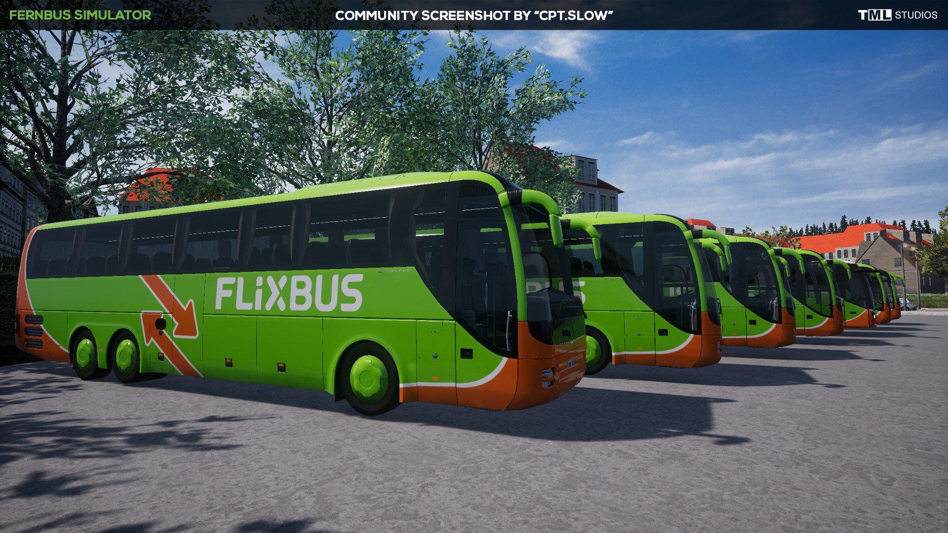 Fernbus Simulator 21