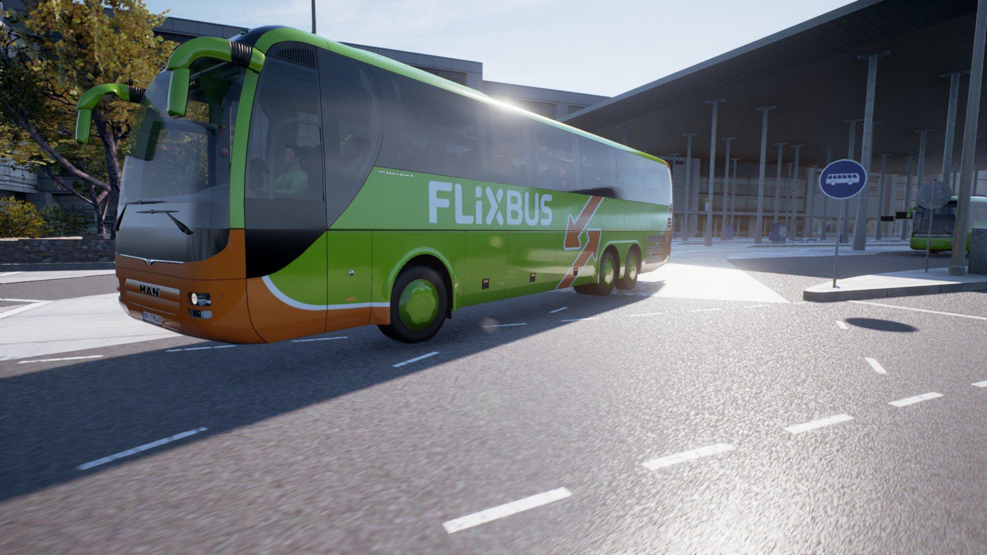 Fernbus Simulator 8
