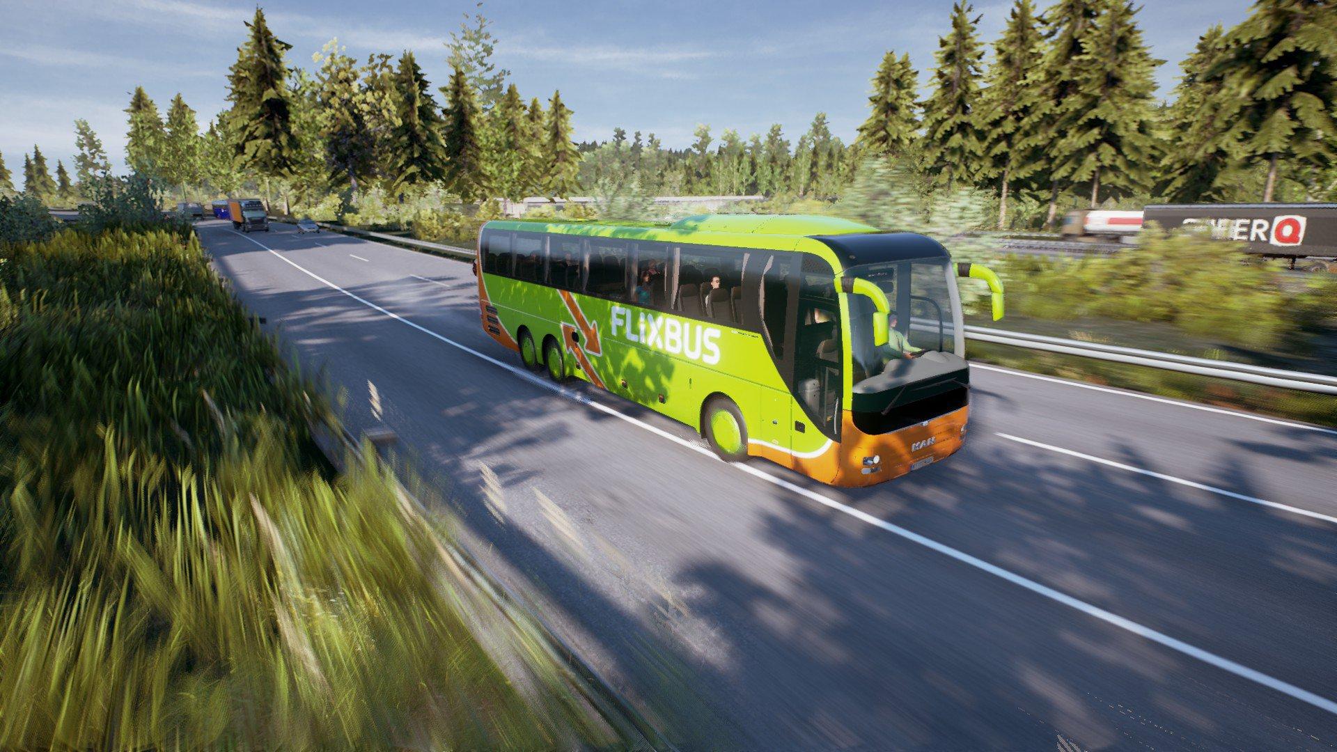 Fernbus Simulator 9