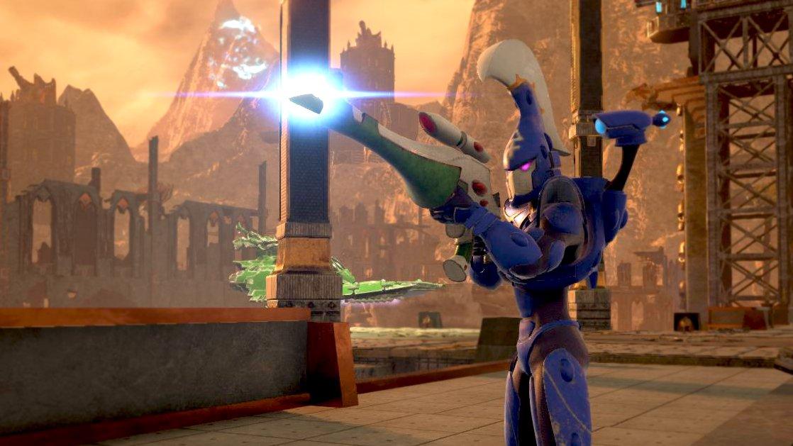 Warhammer 40 000 Eternal Crusade 32