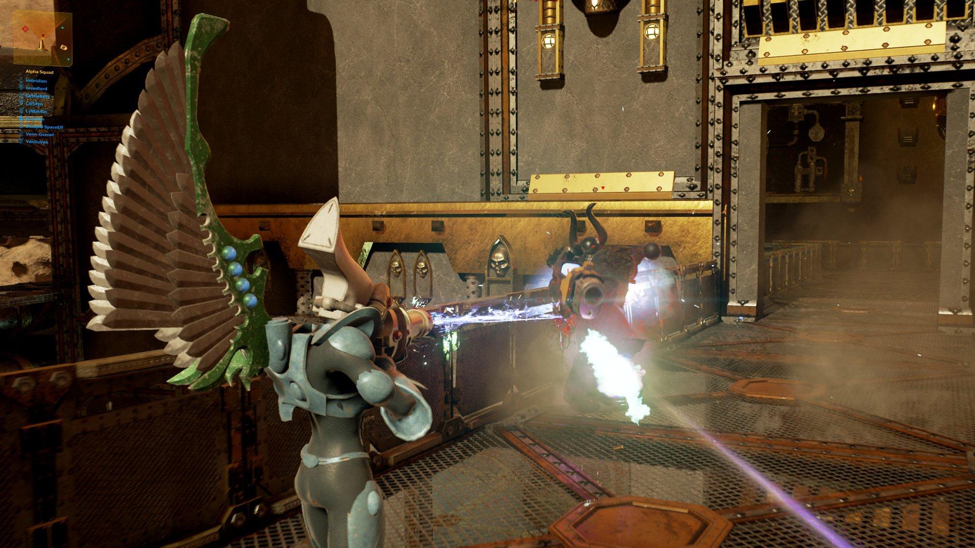 Warhammer 40 000 Eternal Crusade 38