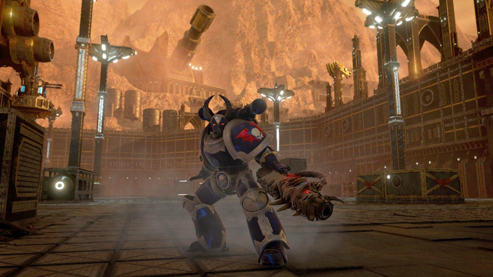 Warhammer 40 000 Eternal Crusade 42