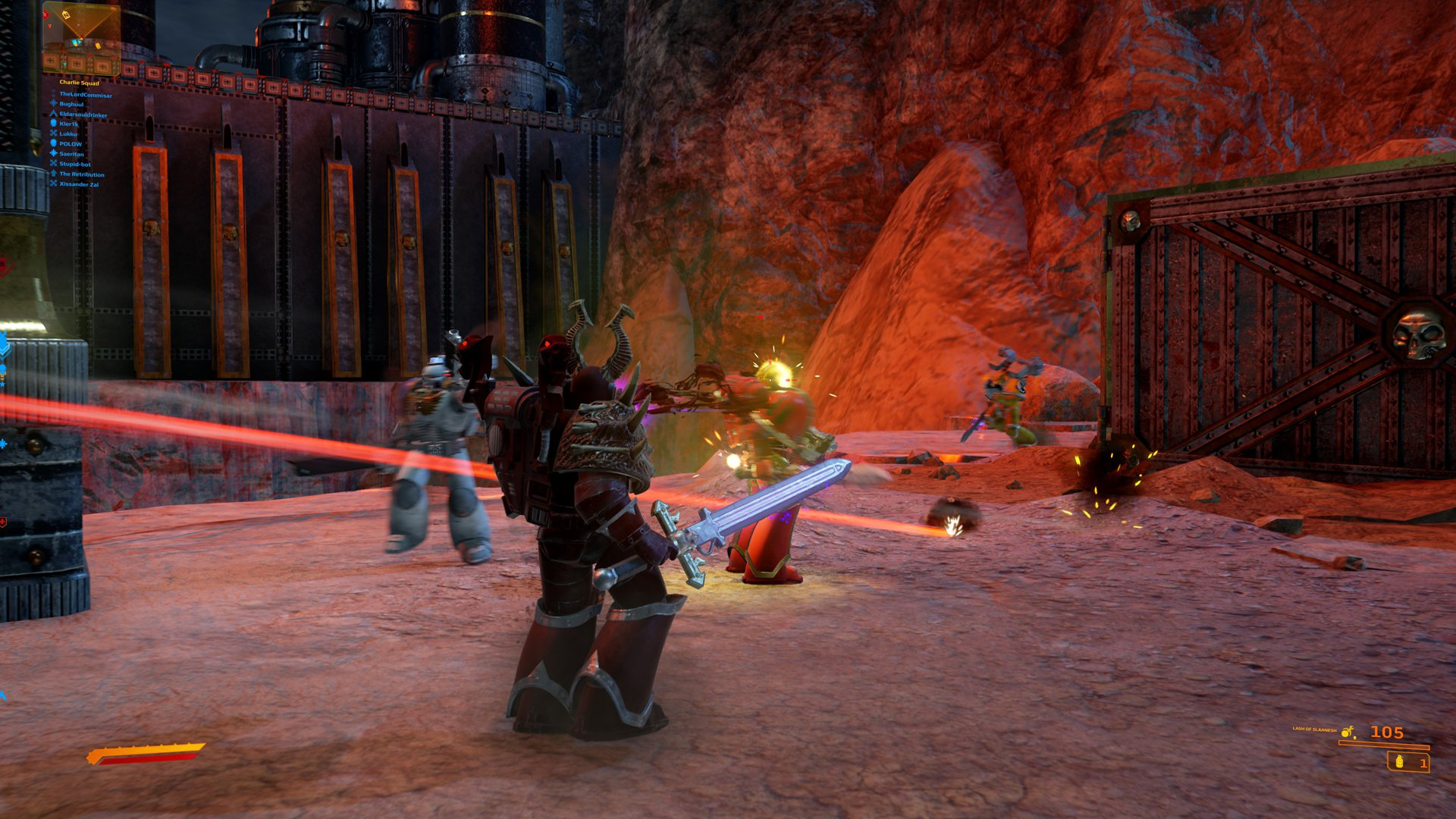Warhammer 40 000 Eternal Crusade 43