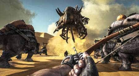 ARK Scorched Earth DLC 3