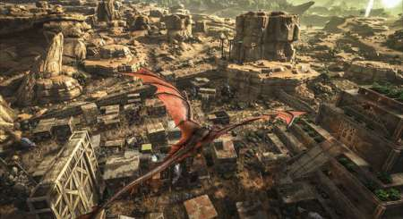 ARK Scorched Earth DLC 4