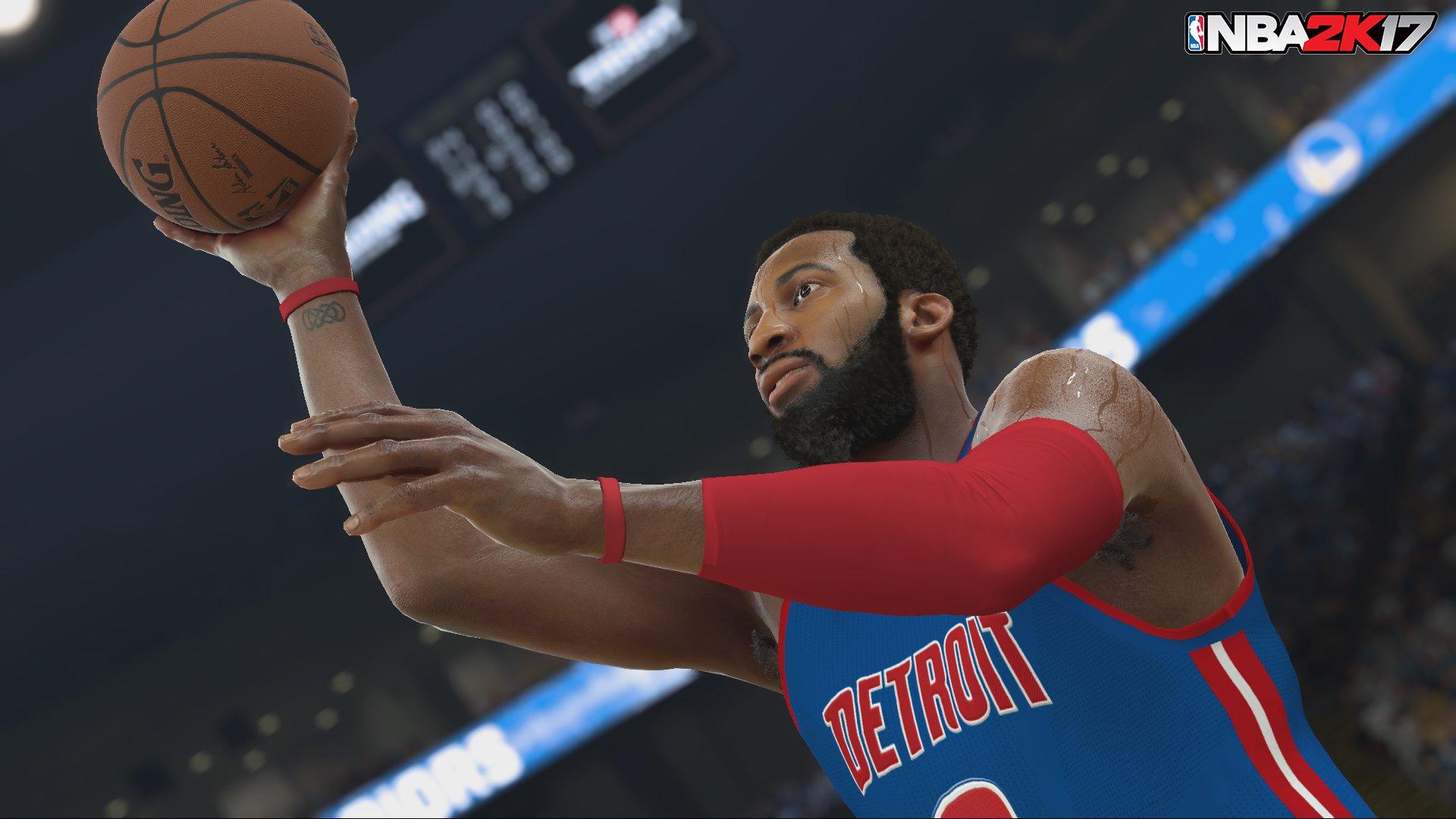 NBA 2K17 6