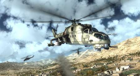 Air Missions HIND 13