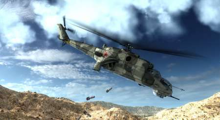 Air Missions HIND 14