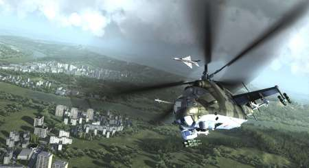 Air Missions HIND 5