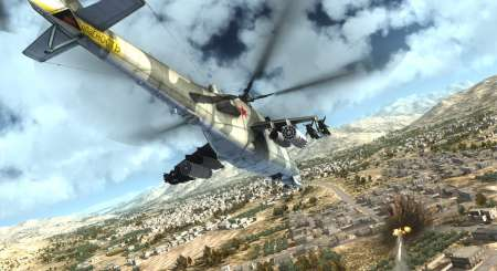 Air Missions HIND 7