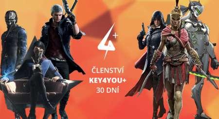 Key4You+ Členství (30 dní) 1