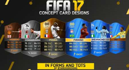 FIFA 17 2200 FUT Points 3