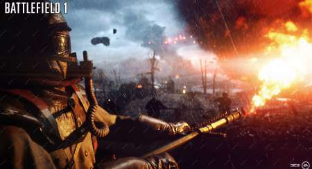 Battlefield 1 Hellfighter Pack DLC 4