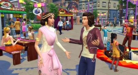 The Sims 4 Život ve městě 1