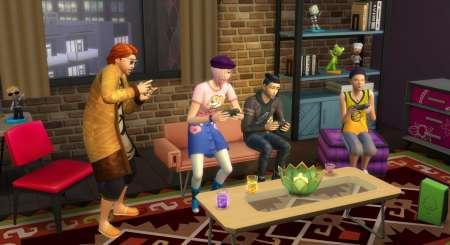 The Sims 4 Život ve městě 3
