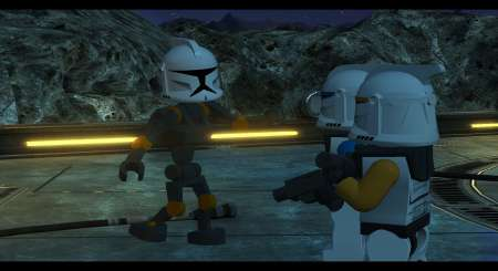 LEGO Star Wars III The Clone Wars 2