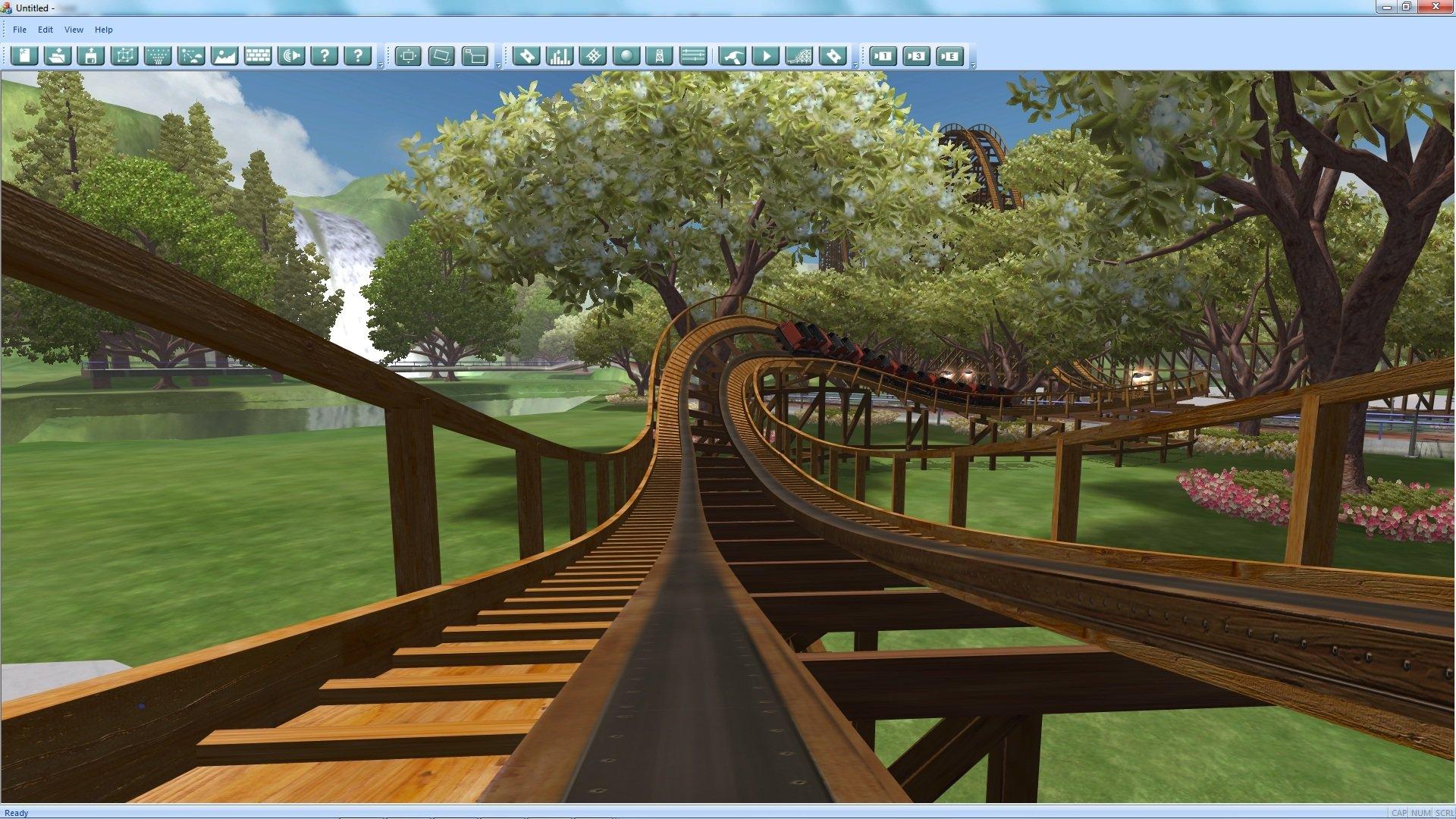 Theme Park Studio 10