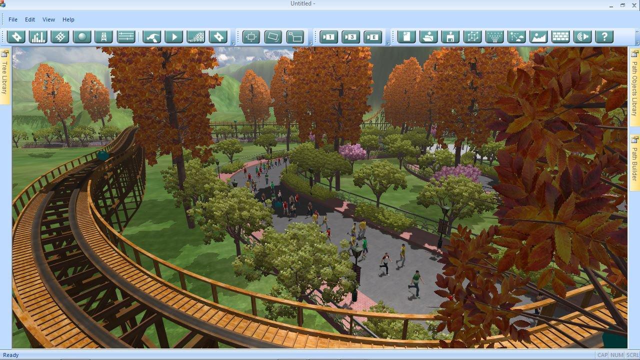 Theme Park Studio 7