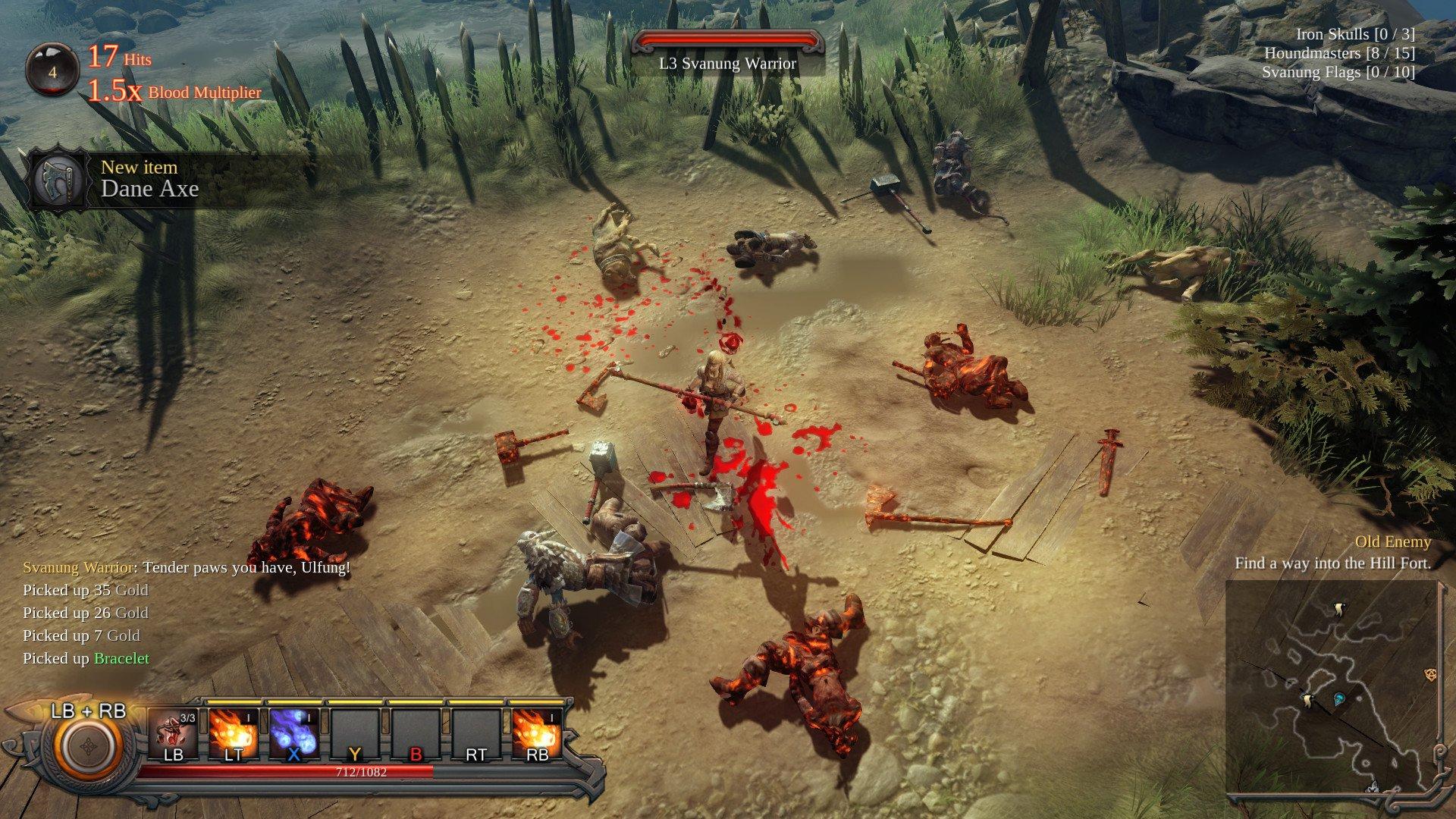 Vikings Wolves of Midgard 8