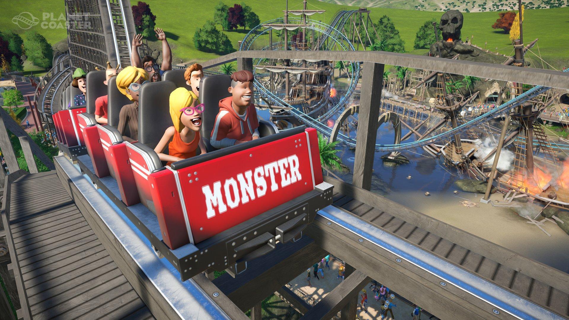 Planet Coaster 14