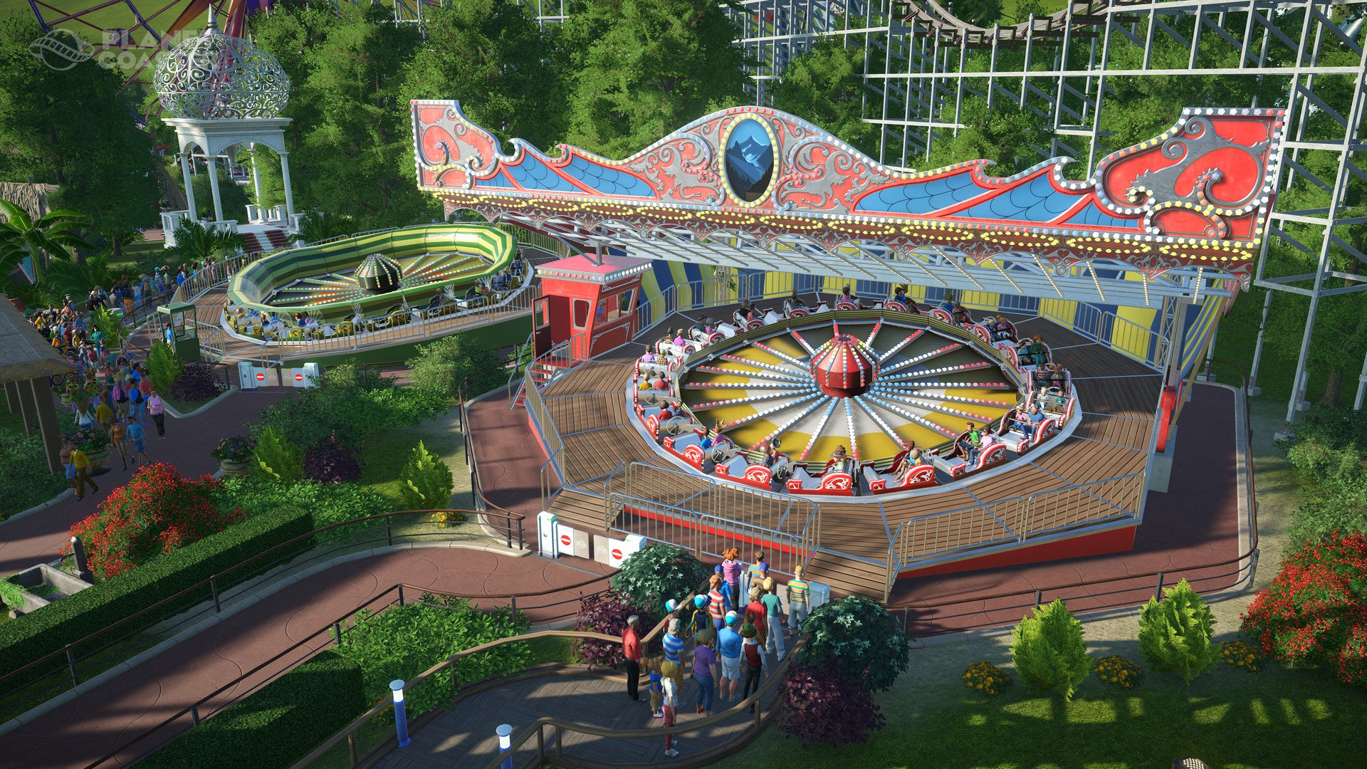 Planet Coaster 16