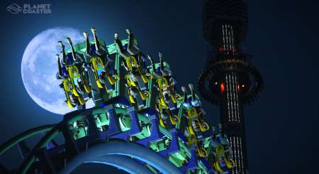 Planet Coaster 4