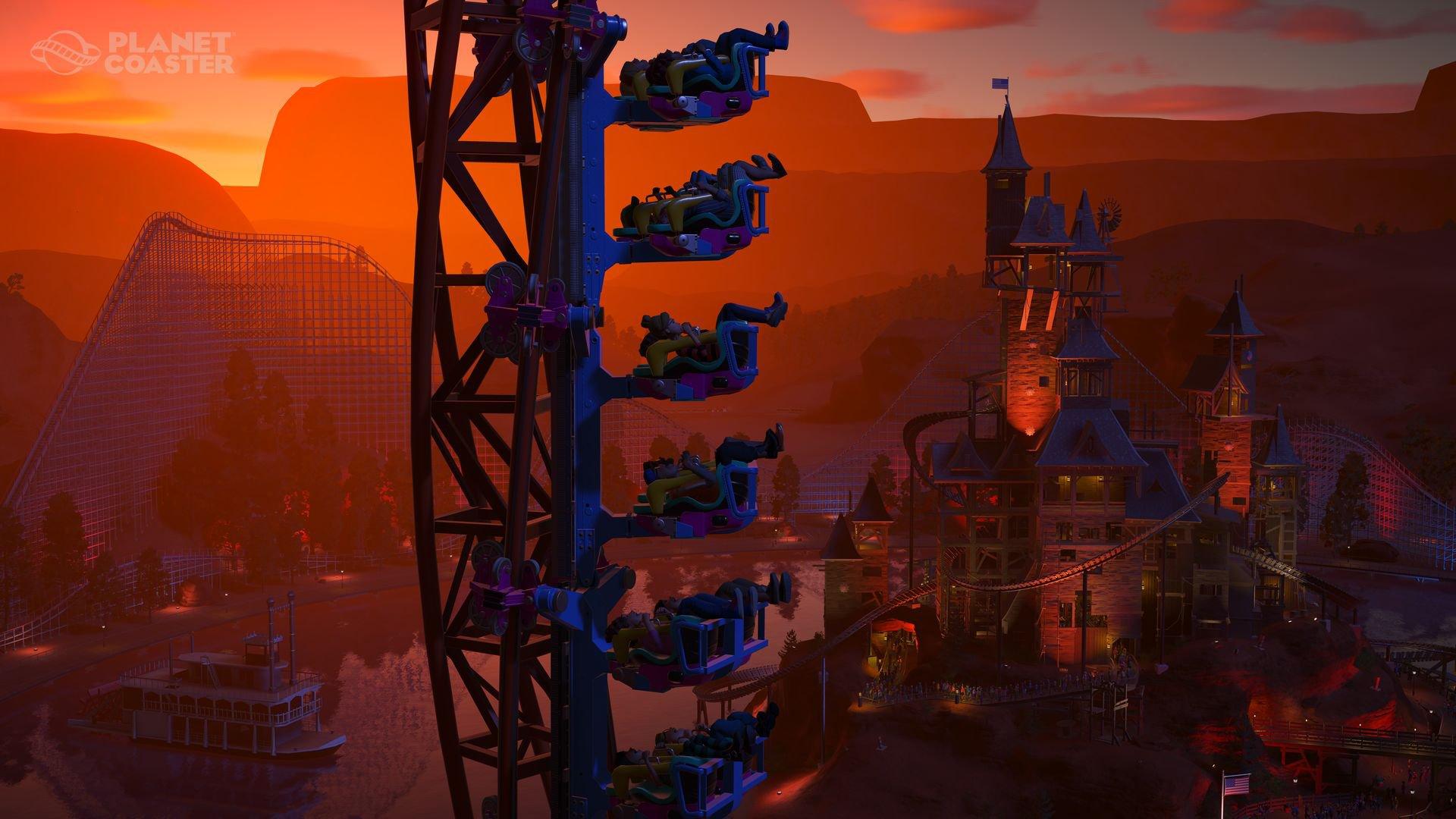 Planet Coaster 8