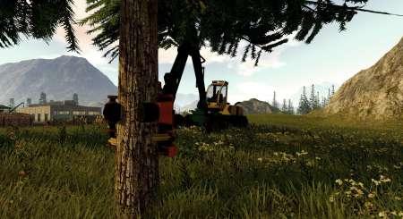Dřevorubecký Simulátor 2017 2