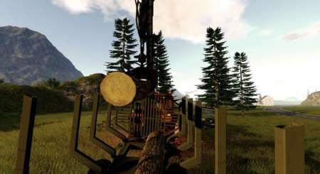 Dřevorubecký Simulátor 2017 3